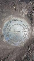 Image for MW0675 - USCGS 'E 509' BM - Siskiyou County, CA