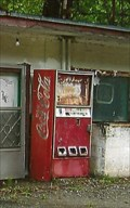 Image for Old Soda Machine - Cumming Gap, TN