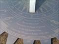"Image for N 52° 03' 5"" E 001° 09' 29"" - Sundial, Neptune Marina - Ipswich, Suffolk"