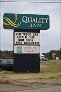 Image for Quality Inn - WiFi Hotspot - Clinton, SC.