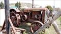 Image for McCormick Deering Tractor - Drummond, MT