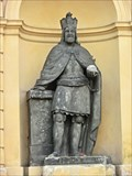 Image for Charles IV, Holy Roman Emperor & 16951 Carolus Quartus Asteroid, Prague, Czech Republic
