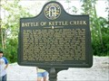 Image for Battle of Kettle Creek-GHM 157-15-Wilkes Co