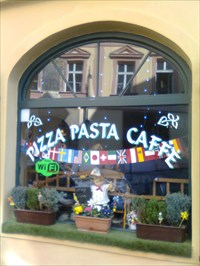 WiFi in Pizza Pasta Caffé U Zeleného krále