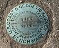 Image for U.S. Coast & Geodetic Survey Benchmark - R197