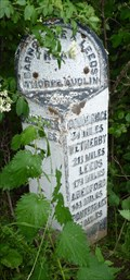 Image for Milestone - Doncaster Road, Thorpe Audlin, Yorkshire, UK.