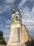 Image for Monument aux Morts - Brussey, Franche-Comté, France
