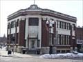 Image for Bank of Gowanda (AKA: Persia Town Hall) - Gowanda, New York