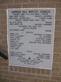 Image for 1964 - Summer Hill Baptist Church - Jefferson, GA