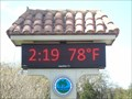 Image for City of Auburndale - Time & Temperature - Auburndale, Flroida