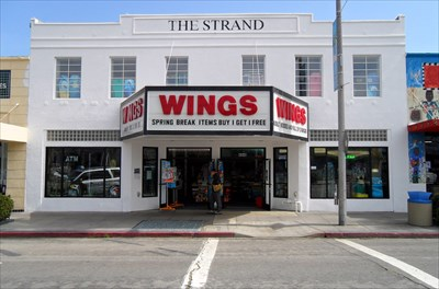 Strand Theater Ocean Beach Ca