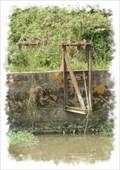 Image for Sluice Gate - Saxon Shore Way - Minster Marsh, Kent.