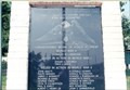 Image for World Wars Killed in Action Memorial-Rimersburg PA