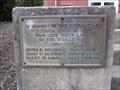 Image for WWI Student Memorial-Bristol, Virginia