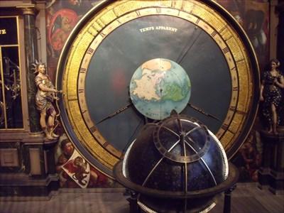 Détail de l'horloge astronomique de la Cathédrale de Strasbourg. Un seul mot .....Merveille !!!
