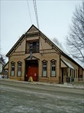 Image for LAST - Miners' Union Hall in Canada - Rossland, BC