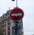 Image for Sens interdit, rue des cordeliers - Paris, Ile de France