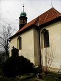 Image for Hrbitov u kostela sv. Jana Nepomuckého - Tetín, CZ