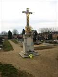 Image for Centrální kríž hrbitova  / Central Cross the Churchyard - Mašovice, okres Znojmo,  CZ