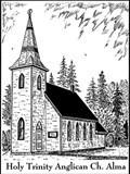Image for Holy Trinity Anglican Church by Sterling Stratton - Alma, PEI