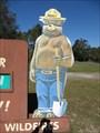 Image for Mayo Forestry Station - Smokey Bear - Mayo, Florida, USA.