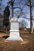 Image for 1st Battalion Ohio Sharpshooters Monument - Chickamauga National Battlefield