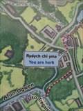 Image for YOU ARE HERE - Y Felin Fawr, Tanysgafell, Gwynedd, Wales