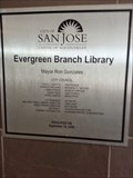 Image for Evergreen Branch Library - 2006 - San Jose, CA