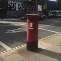 Image for Victorian Pillar Box - Sutherland Avenue - Kilburn - London - UK