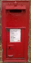 Image for Norwood Junction Station Post Box, Norwood, London SE25. UK