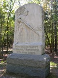 Image for 94th Ohio Infantry Monument ~ Chickamauga Georgia