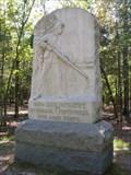 Image for 94th Ohio Infantry Monument ~ Chickamauga Georgia