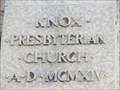 Image for 1914 - Knox Presbyterian Church, Winnipeg, MB