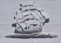 Image for Ship Frieze, Rockland Trust  -  Hyannis, MA