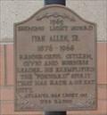 Image for Ivan Allen, Sr. - Shining Light Award - Atlanta, GA