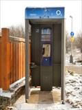 Image for REMOVED Payphone / Telefonni automat - Bellusova, Prague, Czech Republic