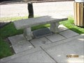 Image for Paul W. Patton Memorial Bench - Bedford, OH