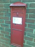 Image for Victorian Post Box - Catherine de Barnes, West Midlands.