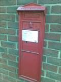 Image for Victorian Post Box - Catherine de Barnes, West Midlands.