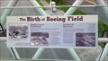 Image for The Birth of Boeing Field - Museum of Flight - Seattle, WA