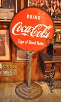 Image for Coca Cola Stand Sign