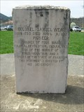 Image for COL. SAMUEL WEAR MONUMENT - Pigeon Forge, TN