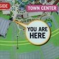 Image for Orange Garage Entrance Map - Lake Buena Vista, FL, USA