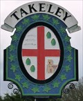 Image for Village Sign, Takeley, Essex, UK