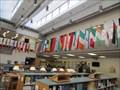 Image for Richland College Flag Hall -- Dallas TX USA