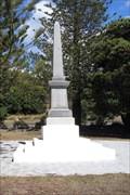 Image for Kaikoura's Combined War Memorial, Kaikoura, New Zealand.