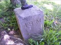 Image for 1881 PA-OH Survey Stone, Offset 25 feet, 13th Mile