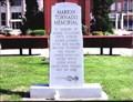 Image for Marion Tornado Memorial - Marion, IL