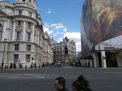 Spencer Compton - Whitehall, London