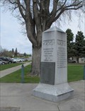 Image for Cardston Cenotaph - Cardston, Alberta